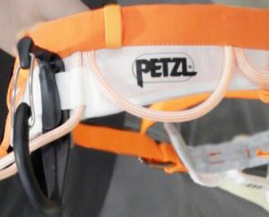 Petzl Sitta Ice Clipper Slot