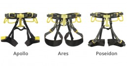 Grivel 2015 harnesses