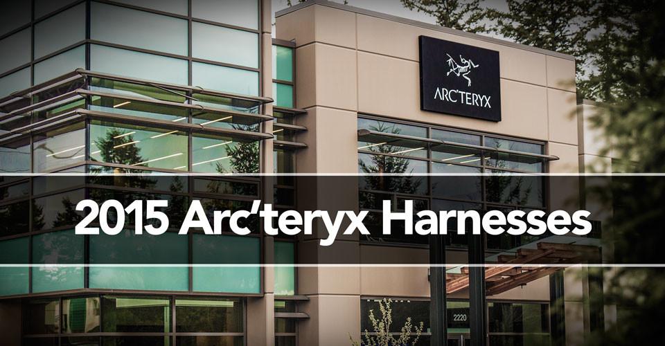 Klettergurt Arcteryx Ar 395a : Arc teryx harness line updatesweighmyrack