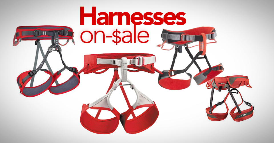 Harnesses On Sale RIght Now