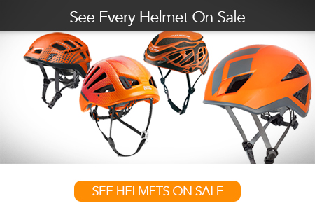 Climbing Helmets on Sale