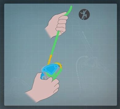 CAMP Matik Trigger Finger Approach