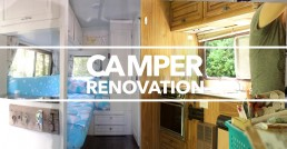 WeighMyRack camper renovation