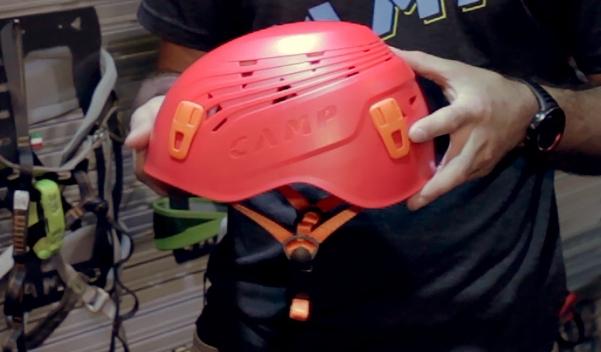 CAMP Titan 2016 Climbing Helmet
