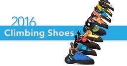 2016 climbing shoes