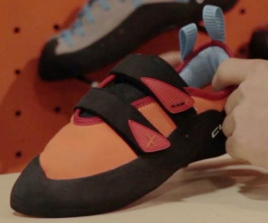 Climb X Rave climbing shoe