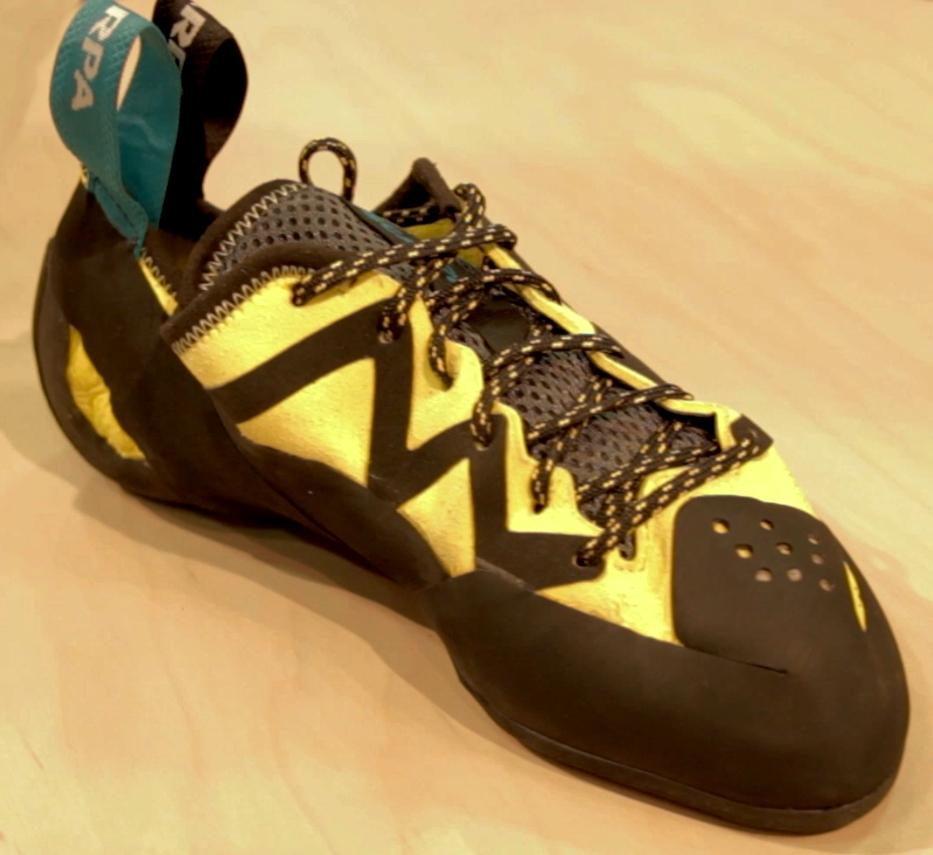 Scarpa Vapor Lace climbing shoe