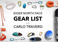 Talking Gear: Carlo Traversi and the Eiger