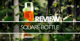 Square bottle crush test