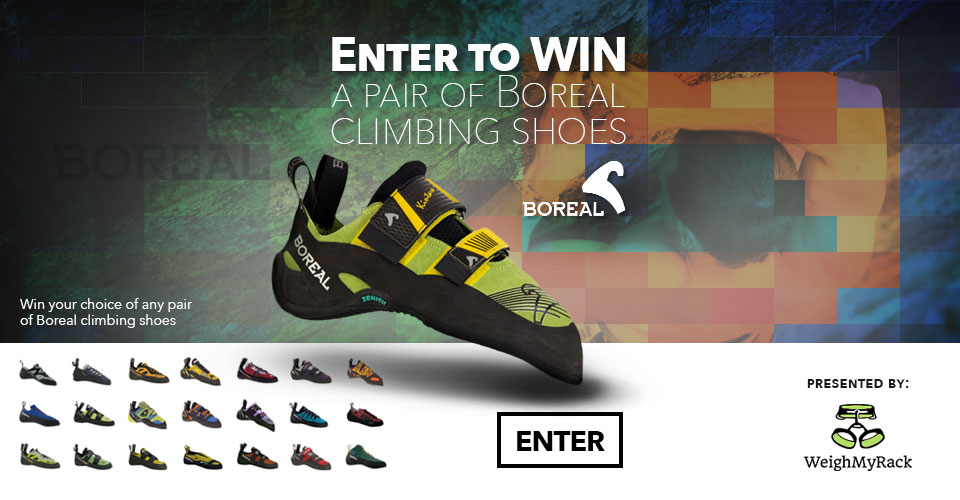 Win a free pair of Boreal Shoes