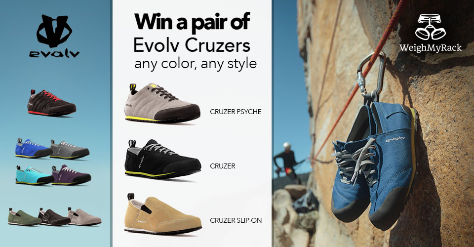Evolv-Cruzer-Contest