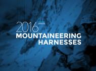 2016 [ski] Mountaineering Harnesses