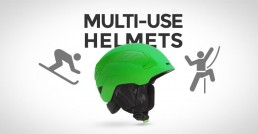 multi use helmets