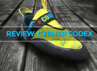 Cypher Codex shoe: Review
