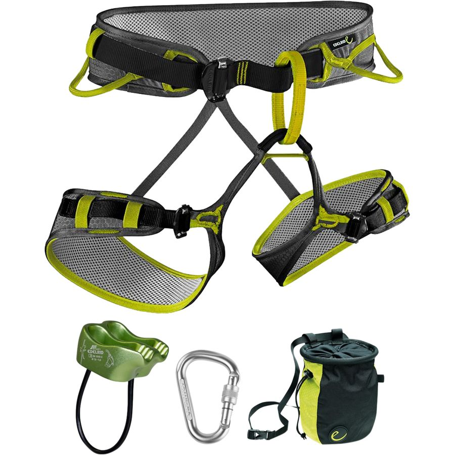 Edelrid Zack Harness Package