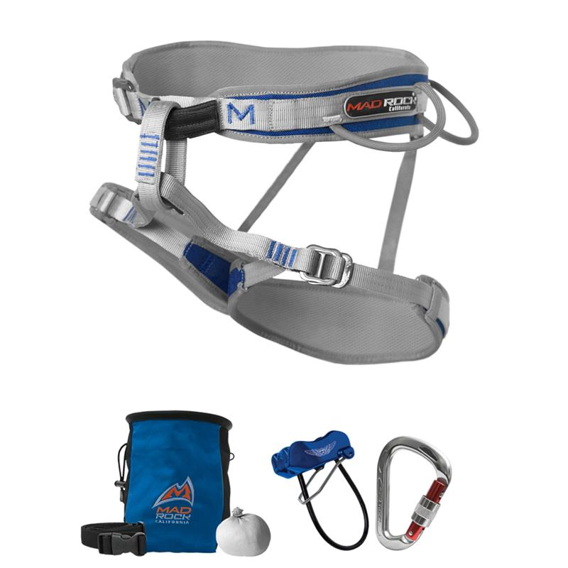 Mad Rock Mars Harness Package