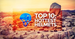 The Top 10 Best Looking Helmets (from 10,000+ votes) 3