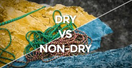 Are dry treated ropes really worth it? 1