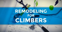 remodeling for climbers