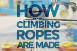 How Climbing Ropes Are Made