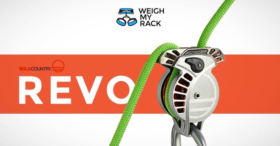 Wild Country Revo - A Revolutionary Belay Device