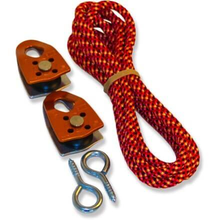 Trangy Pulley Kit