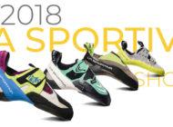 New 2018 La Sportiva Shoes (details & videos)