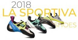 New 2018 La Sportiva Shoes