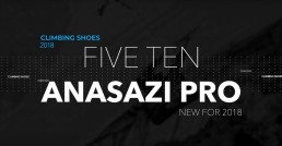 Five Ten Anasazi Pro Cover
