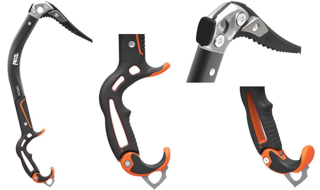 Petzl Nomic Details