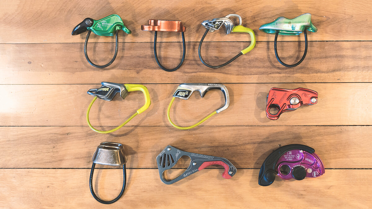 WMR Belay Devices