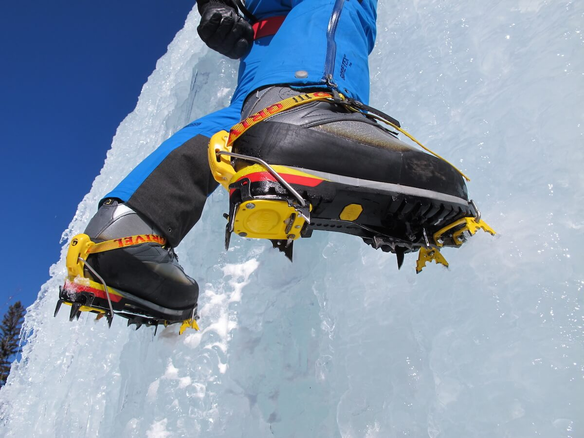 Grivel G20 Plus Crampons: First Hand Review 3