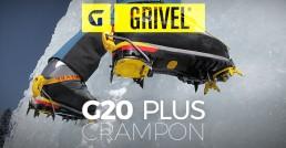 Grivel G20 Plus crampon review