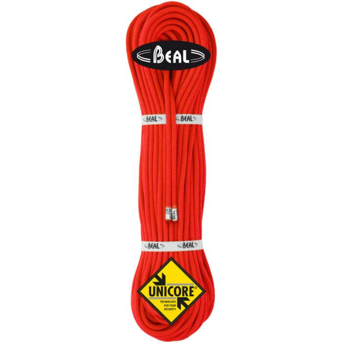 Beal 7.3mm Gully Unicore 60m 2xDry