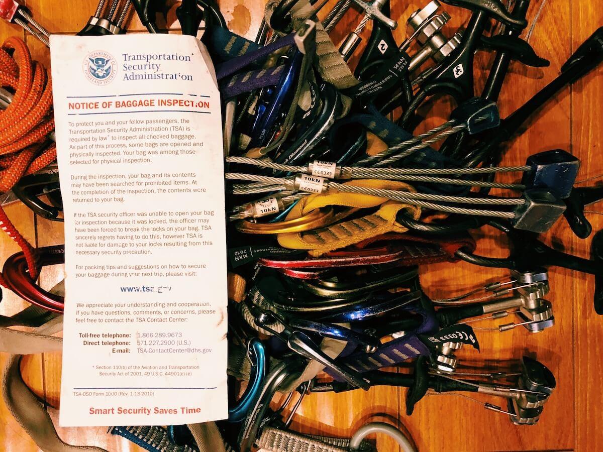 TSA Gear