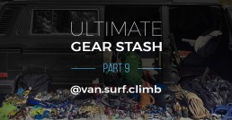 Ultimate Gear Stashes - Part 9 - @van.surf