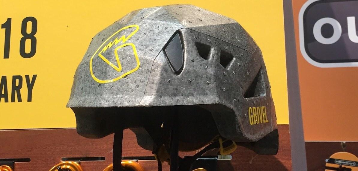 Grivel Duetto helmet Gray