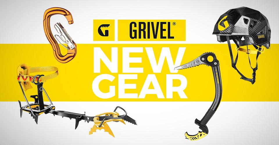 New 2019 Grivel Climbing, Ice, and Skimo gear - WeighMyRack