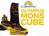 La Sportiva Olympus Mons Cube Details