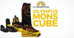 La Sportiva Olympus Mons Cube
