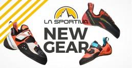 New La Sportiva Gear
