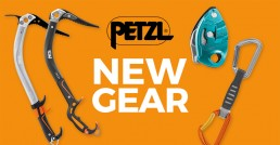 New Petzl Gear