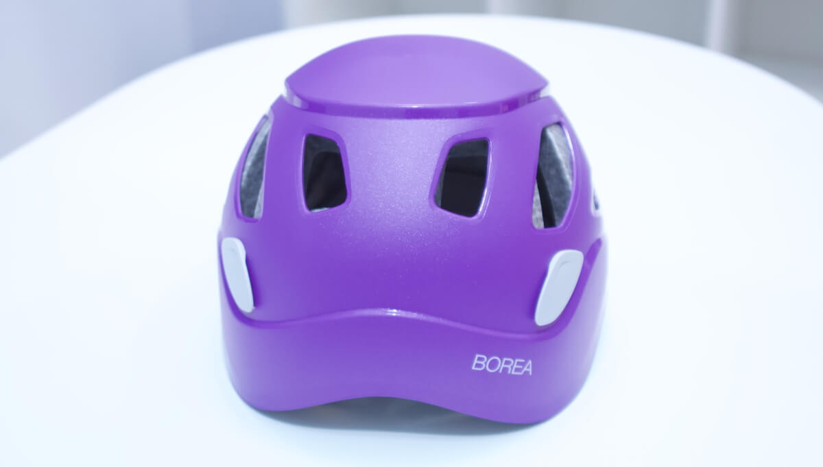 Petzl Borea helmet back