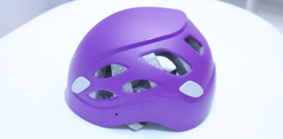 Petzl Borea helmet side