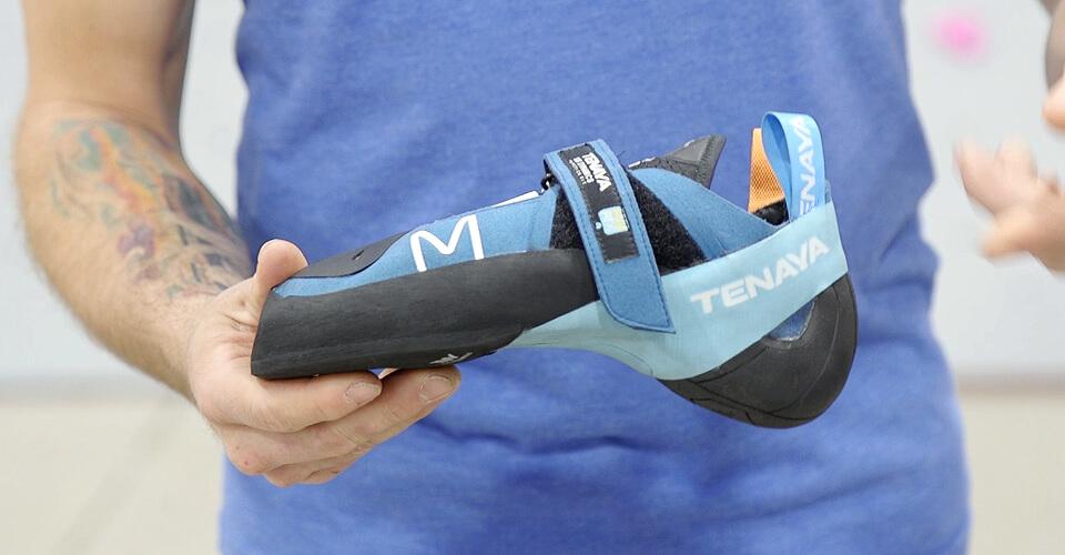 Tenaya Mastia climbing shoe