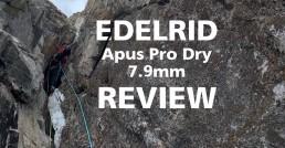 Edelrid Apus Rope Review