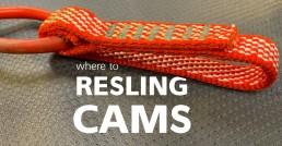 Reslinging Cams
