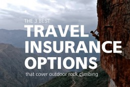 Travel Insurance Options La Mojarra Colombia