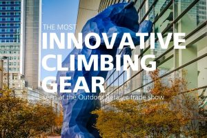 Technical Rock Climbing Gear Talk 22