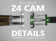 2020 Black Diamond Z4 Cams and Z4 Offset Cams